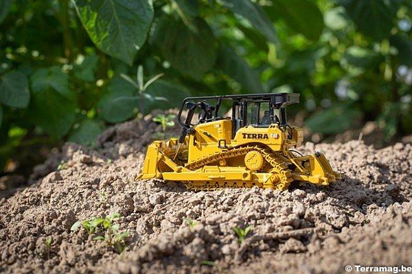 tracteur d6 cat nouvelle generation terramag.be