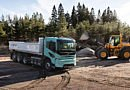 Nouveaux concept trucks électriques chez Volvo