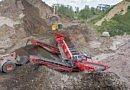Le cribleur Terex Finlay 883+ : une valeur sûre en Belgique depuis 2003