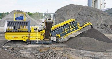 Famenne Enrobés recycle l'asphalte avec une empreinte carbone nulle