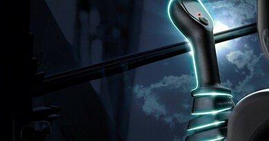 Volvo CE saisit des questions de sécurité avec un joystick innoant qui détecte la main