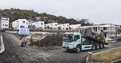 Volvo Trucks dévoile la technologie de ses nouveaux poids lourds électriques